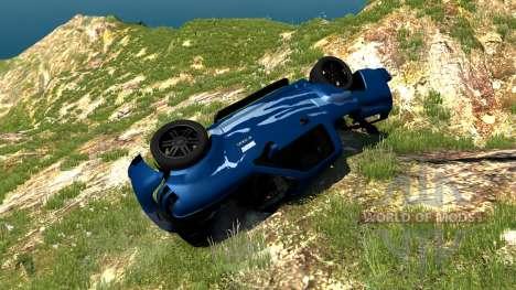 Canyon para BeamNG Drive