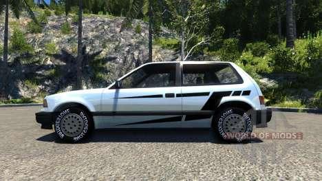 Ibishu M3 para BeamNG Drive