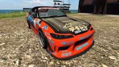 Nissan Silvia S15 Sport