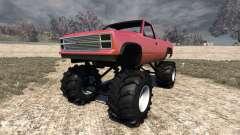 Gavril D-Series Monster Truck v2
