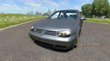 Volkswagen Golf Mk 4 para BeamNG Drive