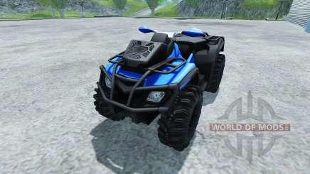 Lizard ATV para Farming Simulator 2013