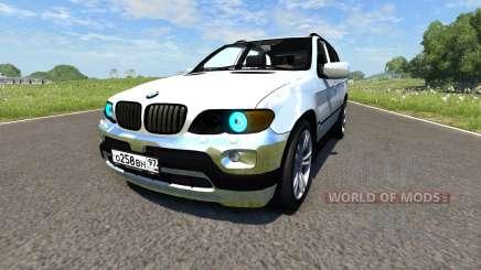 BMW X5M para BeamNG Drive
