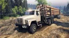 KrAZ-6437 CabCol v2