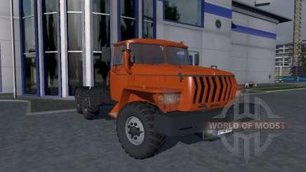 Ural 43202 para Euro Truck Simulator 2