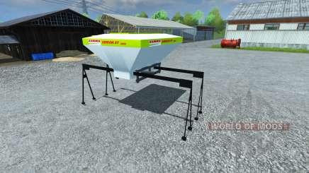 Tanque CLAAS Xerion ST 3800 para Farming Simulator 2013