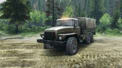 Ural-4320 Chassi