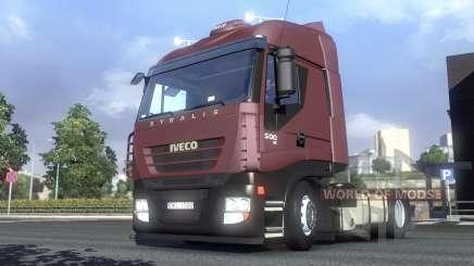 Iveco Stralis 500 para Euro Truck Simulator 2