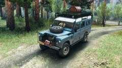 Land Rover Defender Series III v2.2 Blue