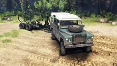 Land Rover Defender Series III v2.2 Cyan