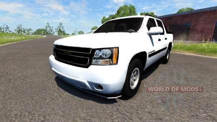 Chevrolet Avalanche para BeamNG Drive