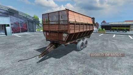 Trailer do PIM-40 para Farming Simulator 2013