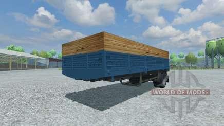 O trailer ODAS para Farming Simulator 2013