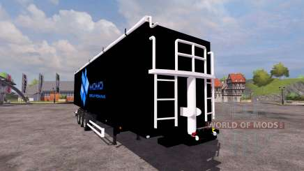 Semi-MOMO para Farming Simulator 2013