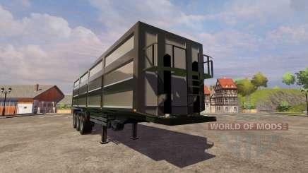 O Trailer Kroger Agroliner para Farming Simulator 2013