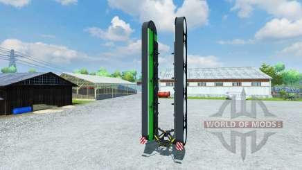O cortador de Deutz-Fahr 4.90 KM para Farming Simulator 2013