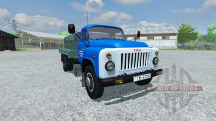 GAZ-53 Manutenção para Farming Simulator 2013