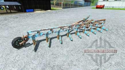 O arado PLN-9-35 para Farming Simulator 2013