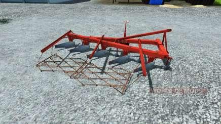 O arado PLN-5-35 para Farming Simulator 2013