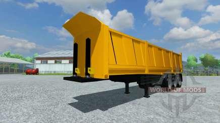 Semi KOGEL Agroliner para Farming Simulator 2013
