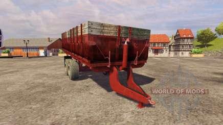 Trailer PTS-9 1990 para Farming Simulator 2013