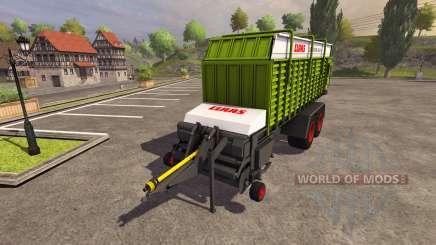 Trailer CLAAS Quantum 6800S 2004 para Farming Simulator 2013