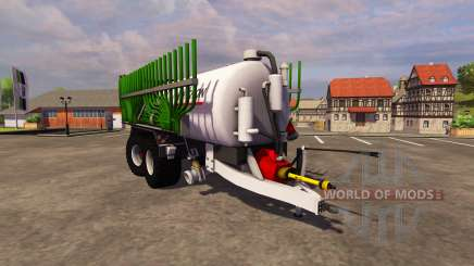 Trailer Pichon Guellefass 19500i para Farming Simulator 2013