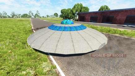 UFO para BeamNG Drive