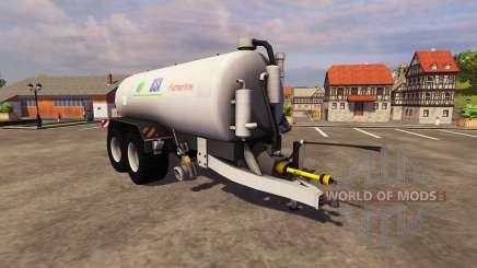 Reboque-tanque de BSA Pumptankwagen 1997 para Farming Simulator 2013