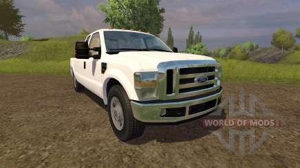Ford F-350 v2.0 para Farming Simulator 2013
