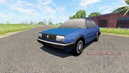 Volkswagen Jetta para BeamNG Drive