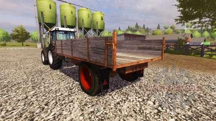 Madeira trailer para Farming Simulator 2013