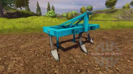 Escarificar o solo Deula para Farming Simulator 2013