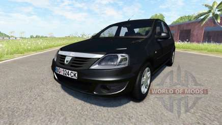 Dacia Logan 2008 v2.0 para BeamNG Drive