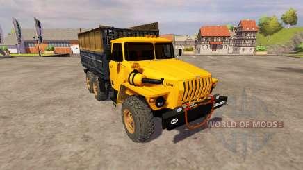 Ural-5557 para Farming Simulator 2013