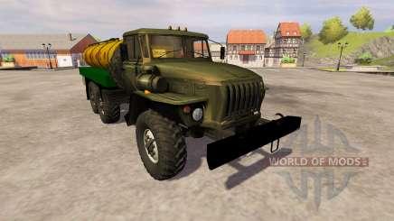 Ural-4320 leite para Farming Simulator 2013