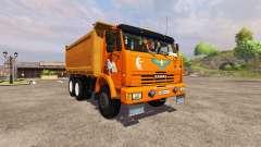 KamAZ-54115 caminhão