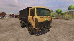 MAZ-5551 caminhão