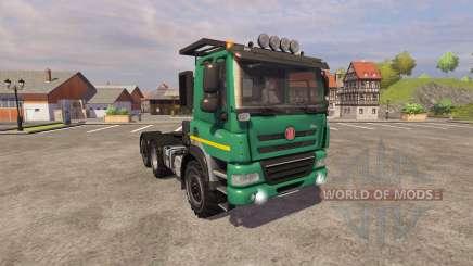 TATRA 158 Phoenix Agro para Farming Simulator 2013