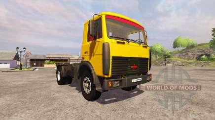 MAZ-5551 trator para Farming Simulator 2013