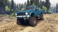 Toyota Hilux Truggy 1981 v1.1 blue