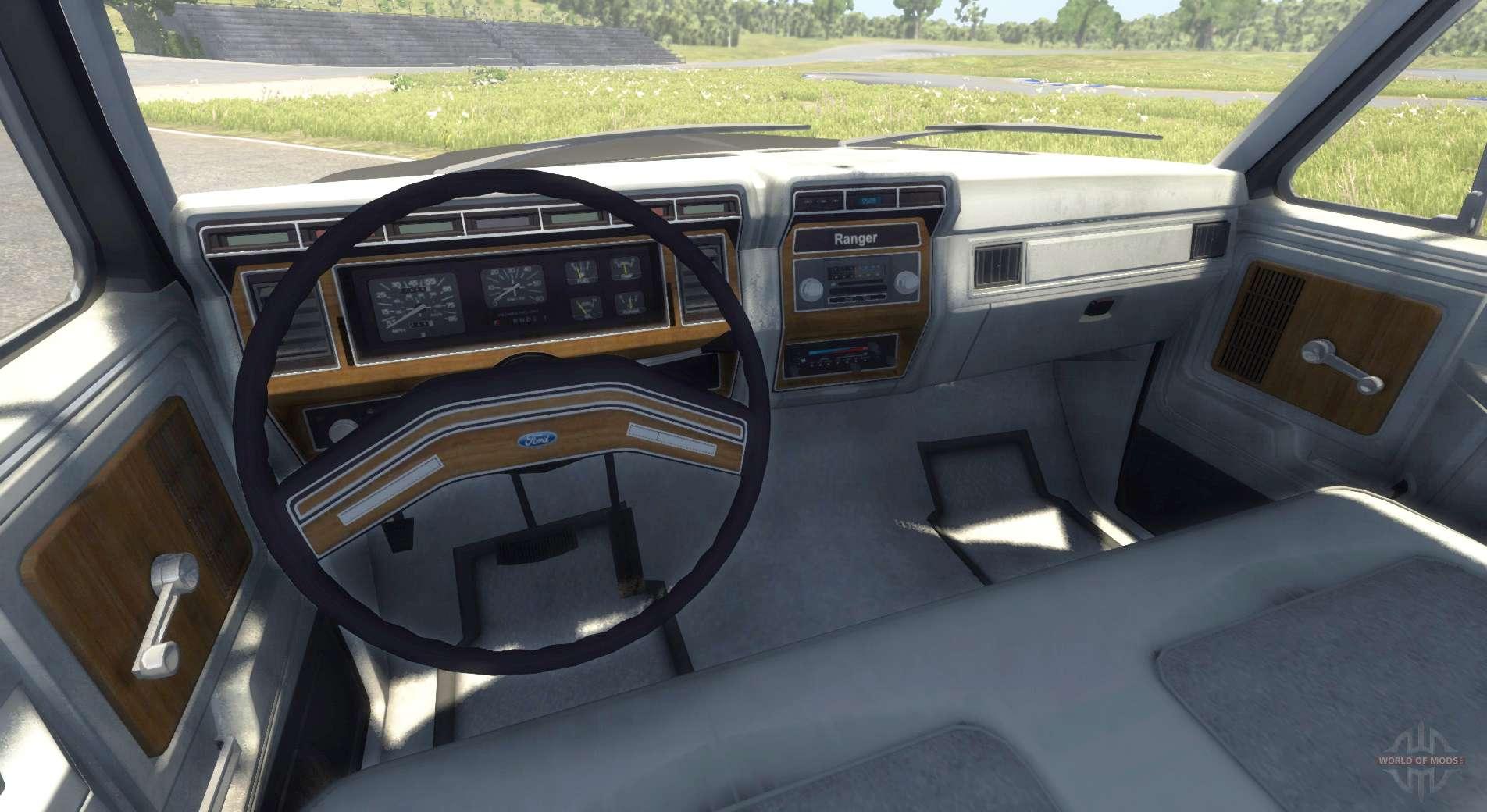 Ford F 150 Ranger 1984 Para Beamng Drive