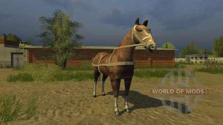 Cavalo para Farming Simulator 2013