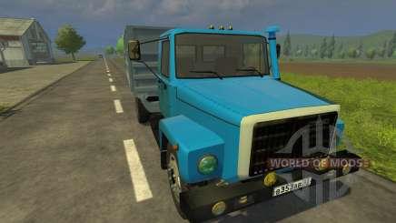 GAZ 3309 para Farming Simulator 2013
