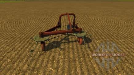 Tedder Spider para Farming Simulator 2013