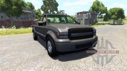 GTA V Vapid Sadler para BeamNG Drive