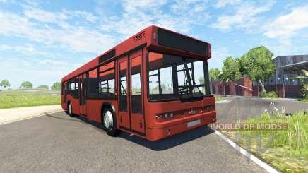 MAZ-203 vermelho para BeamNG Drive
