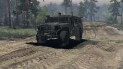 GÁS 2974 Tigre para Spin Tires