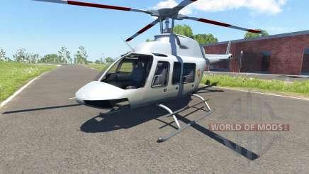 Bell 407 para BeamNG Drive