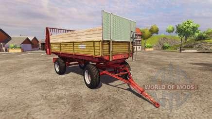 Krone Miststreuer v2.0 para Farming Simulator 2013